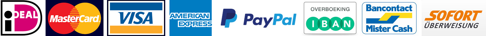 logo betaalmethoden