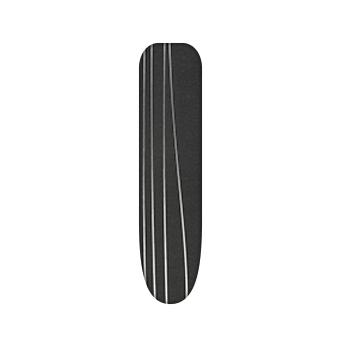 Mouwplankhoesje zwart
